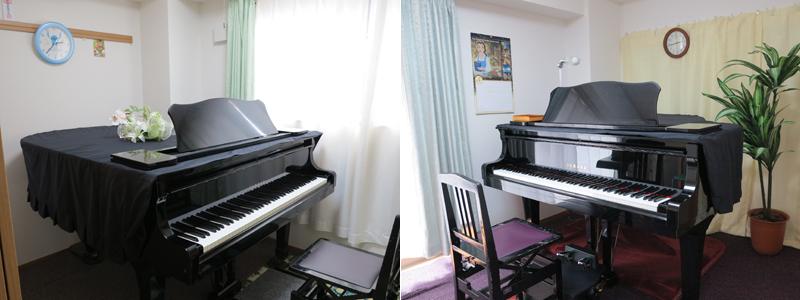 使用ピアノ